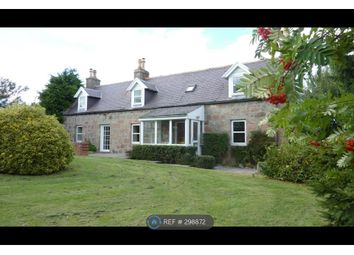 Thumbnail 4 bed detached house to rent in Lumphanan, Aberdeenshire