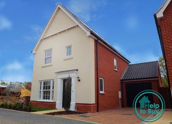 Thumbnail 3 bedroom property for sale in Plot 33, The Strumpshaw, Springfield Grange, Acle