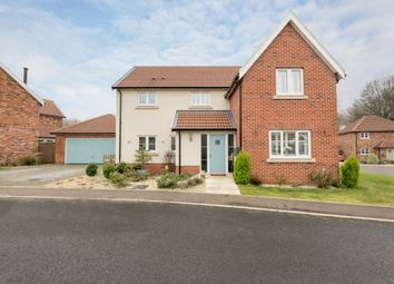 Thumbnail 4 bed detached house for sale in Acorn Close, Shipdham, Thetford