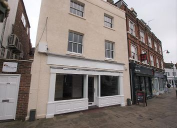 Thumbnail Retail premises to let in Carfax, Horsham