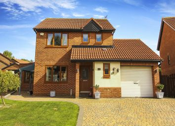 4 bed detached house for sale in Monks Wood, North Shields NE30
