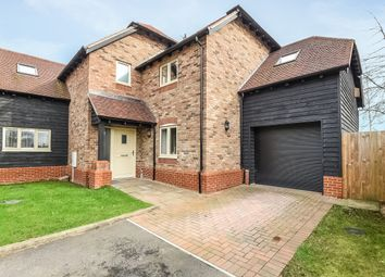 Thumbnail 4 bed terraced house to rent in 1 Grand Oaks Grange, Worthing Road, Southwater, Horsham