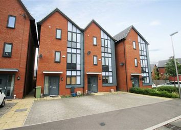 Thumbnail 3 bed town house to rent in Norden Mead, Walton, Milton Keynes