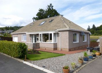Thumbnail 4 bed property for sale in Ochilview Gardens, Crieff, Perthshire