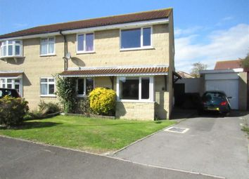 Thumbnail 4 bed semi-detached house for sale in Grenville Road, Burnham-On-Sea