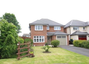 Thumbnail 4 bed detached house to rent in Claytongate Drive, Penwortham, Preston