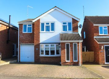 4 bed detached house for sale in Almond Close, Bugbrooke NN7