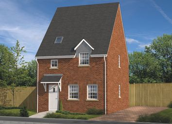 Thumbnail 3 bed detached house for sale in Off Highworth Road, Shrivenham