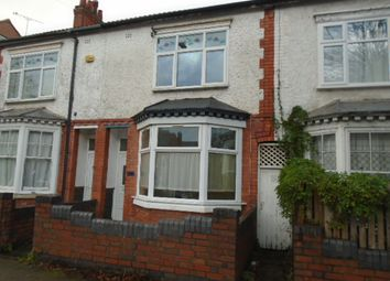 3 bed terraced house to rent in Upperton Road, Leicester LE3