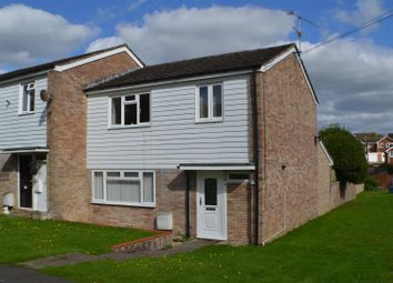 Thumbnail 3 bed end terrace house to rent in Reynards Close, Tadley