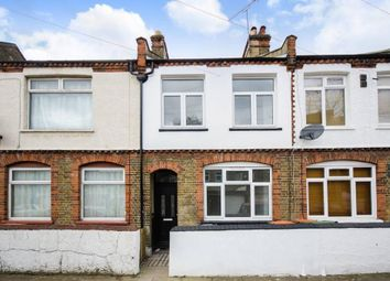 Thumbnail 2 bedroom terraced house for sale in Grenadier Street, London