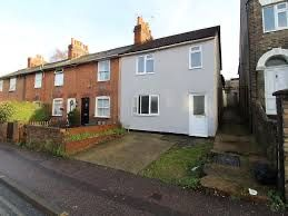 Thumbnail 3 bed end terrace house to rent in Butt Road, Colchester