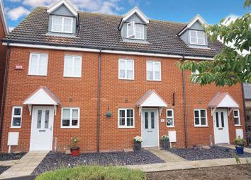 Thumbnail 3 bed terraced house for sale in Headstock Rise, Rochester