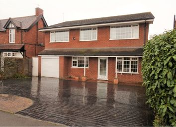 Thumbnail 4 bedroom detached house for sale in Shrewley Common, Warwick