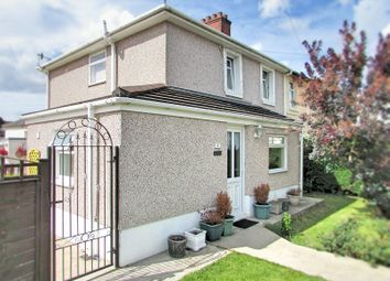 Thumbnail 3 bed semi-detached house for sale in Wellfield Avenue, Neath, Neath Port Talbot.