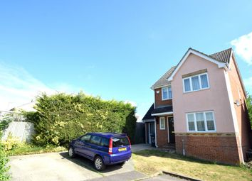 Thumbnail 4 bed detached house for sale in Osprey Road, Haverhill