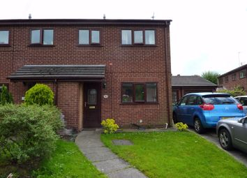 Thumbnail 3 bed semi-detached house to rent in Riverbank Close, Bollington, Macclesfield, Cheshire