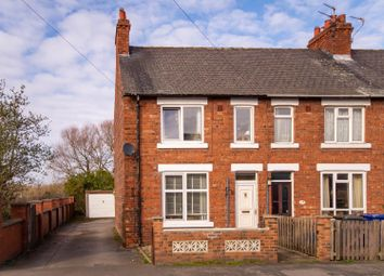 Thumbnail 3 bed end terrace house for sale in Denison Road, Selby