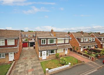 Thumbnail 3 bed semi-detached house for sale in Riverside Avenue, Manchester