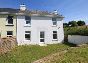 Thumbnail 3 bed semi-detached house for sale in Hendergulling, Looe