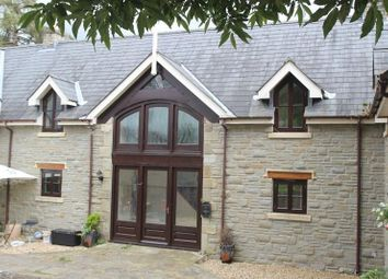 Thumbnail 4 bed terraced house for sale in Rectory Close, Llangattock, Crickhowell