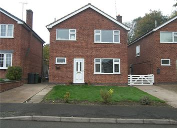 Thumbnail 3 bed detached house to rent in Amber Grove, Alfreton