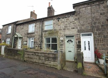 Thumbnail 1 bed terraced house to rent in High Street, Mow Cop, Stoke-On-Trent