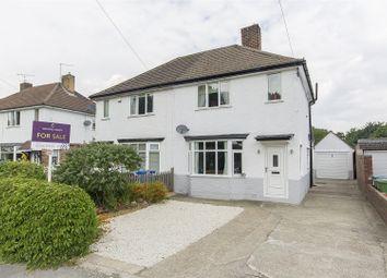 Thumbnail 2 bed semi-detached house for sale in Walton Back Lane, Walton, Chesterfield