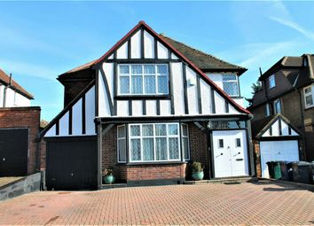 Thumbnail 4 bed detached house for sale in Green Lane, Edgware, Middlesex