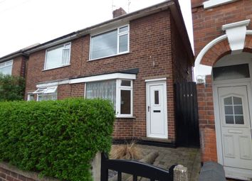Thumbnail 3 bedroom semi-detached house to rent in College Street, Long Eaton, Nottingham
