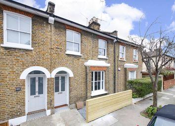Thumbnail 3 bed flat to rent in Calvert Road, London