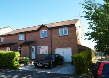 Thumbnail 4 bedroom end terrace house to rent in Blackthorn Close, Honiton