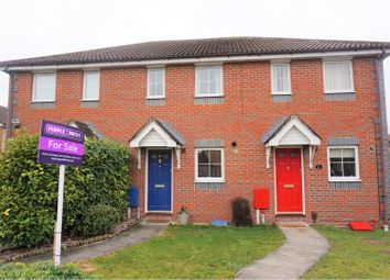 Thumbnail 2 bed terraced house for sale in Mullards Close, Mitcham