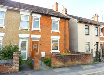 Thumbnail 3 bed terraced house for sale in Beechcroft Road, Swindon