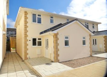 Thumbnail 3 bedroom end terrace house for sale in Green Parc Road, Hayle, Cornwall