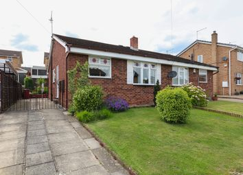 Thumbnail 1 bedroom semi-detached bungalow for sale in Curlew Avenue, Eckington, Sheffield