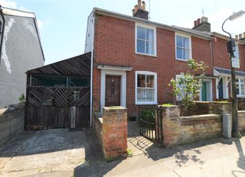 Thumbnail 2 bed end terrace house for sale in Castle Road, Colchester