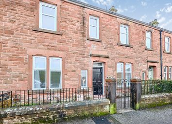 Thumbnail 3 bed terraced house for sale in Victoria Avenue, Dumfries, Dumfries And Galloway