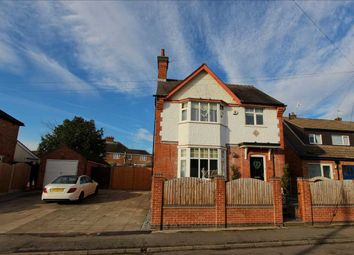 Thumbnail 3 bed detached house for sale in Edward Street, Anstey, Leicester