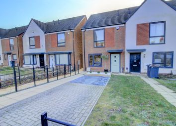 Thumbnail 2 bed terraced house for sale in Grove Mews, The Grove, Northfield, Birmingham