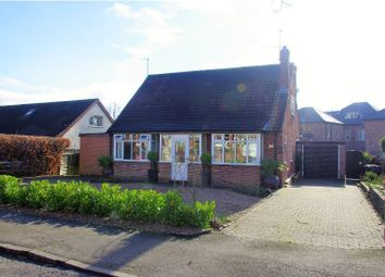 Thumbnail 4 bed detached bungalow for sale in Mallorie Park Drive, Ripon