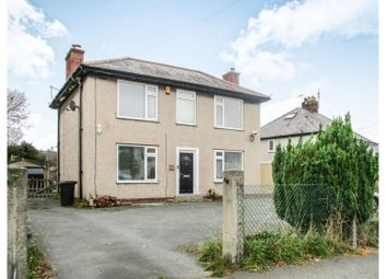 Thumbnail 4 bedroom detached house for sale in Station Road, Colwyn Bay
