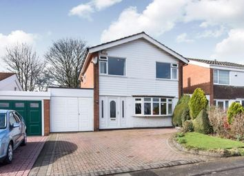 Thumbnail 4 bed link-detached house for sale in Kingscroft Road, Streetly, Sutton Coldfield, West Midlands