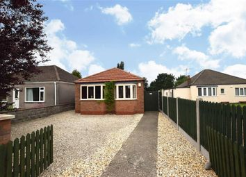 Thumbnail 2 bed bungalow for sale in Station Road, Knaith Park, Gainsborough