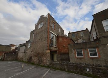 Thumbnail 2 bed flat for sale in Waterloo Street, Weston-Super-Mare