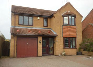 Thumbnail 4 bed detached house for sale in Mill Road, Whittlesey, Peterborough, Cambridgeshire