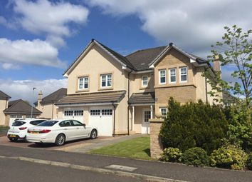 Thumbnail 5 bed detached house for sale in Muirkirk Gardens, Strathaven