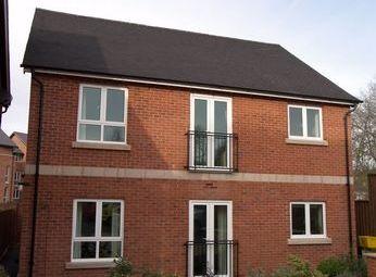 Thumbnail 2 bedroom flat to rent in Brooke Close, Belper, Derbyshire