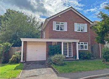Groves Close, Bourne End SL8. 4 bed detached house