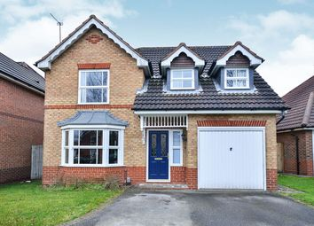 Thumbnail 4 bedroom detached house to rent in Castlewood Grove, Sutton-In-Ashfield